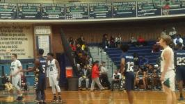 Saginaw Heritage boys basketball team survives late push in 66-63 victory over Saginaw Arthur Hill