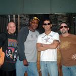 BACK  TO  THE  FUTURE  with  WET CEMENT Local \'90s Pub/Rock Legends Rebuild Their Musical Foundation