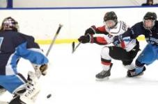 FNV Griffins impressive in 4-1 win over Bay Area Thunder in H.S. hockey action