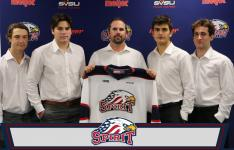 Spirit sign four players to OHL standard player agreements for the 2017-18 season