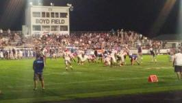 Nouvel Catholic Central H.S. football team improves to 5-0 with 33-12 homecoming victory over Flint Beecher