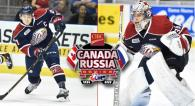 Two Spirit players chosen to represent OHL at the 2016 CIBC Canada Russia Series