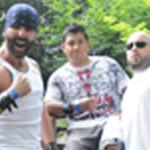 TensionHead opens the Rockstar Energy Mayhem Festival