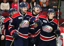 Spirit build 4 game lead in I-75 Divide Cup Series with 3-0 shutout victory over Flint Firebirds