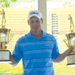 Alan Pumford Nails Both Open & Senior Division Titles in the 57th Annual Saginaw District Golf Tournament