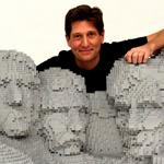 NATHAN SAWAYA'S Building Blocks of Perception • The Art of the Brick