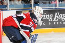 Rookie goal tender Cameron Lamour shines in Spirit 5-2 win over Sudbury