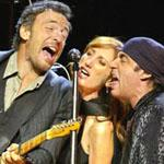 Bruce Springsteen Steps on the Gas in Detroit