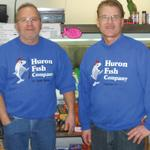 Shoes of the Fishermen: The Bolger Brothers Celebrate the 30th Anniversary of Huron Fish Company