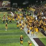 Central Michigan suffers tough loss to Western Michigan University 49-10