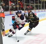 Spirit drop home opener 3-2 in overtime to the London Knights