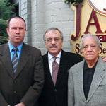 The Dream Team * Paul Jr, Paul and  Pete  Barrera Bring 60 Years of Combined Experience to Jake\'s Old City Grill