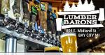 Lumber Baron's Brewery Offers Authentic Renditions  of Flavorful Brew Styles Over Trendy Flavors