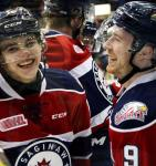 Detroit Red Wings select Saginaw Spirit forward Brady Gilmour in the 2017 NHL draft today