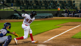 Loons score late for 3-2 victory over the Lake County Captains