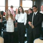 The Saginaw Area Youth Jazz Ensemble * Best Big Jazz Band