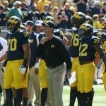 The University of Michigan streamrolls over Hawaii 63-3 in Season Opener