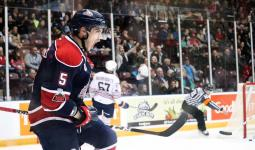 Spirit get back on track with 3-1 road victory over Oshawa Generals