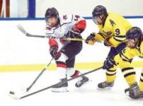 FNV Griffins get late goal for 3-2 win over Petoskey H.S.
