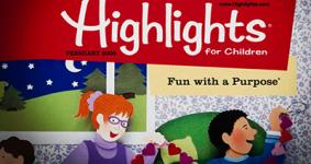 44 PAGES • Creating Highlights Magazine