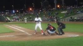 Dodgers No. 4 prospect Jeren Kendall leads Loons in 8-1 victory over the Lansing Lugnuts