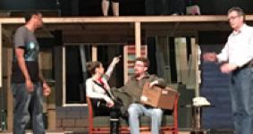 Pit & Balcony Theatre Tackles the Chaotic & Carefully Engineered Brilliance of NOISES OFF