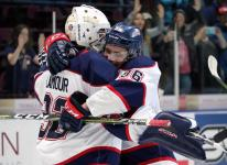 Spirit continue to move up in the OHL standings with a 2-1 victory over the Niagara IceDogs