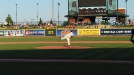 Loons stop 6 game skid with great pitching in 3-0 shutout win over the West Michigan Whitecaps