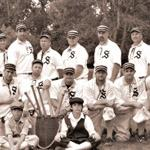 Saginaw \'Old Golds\' Number Two in the Vintage Baseball World