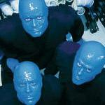 Inside the Workings of THE BLUE MAN GROUP