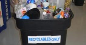 New 1-Step Recycling Program Hopes to Decrease Landfill Capacity by 40% Within One Year of Implementation