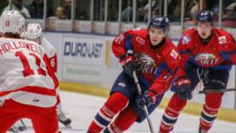 Spirit look strong against No. 1 CHL team despite 4-1 loss to Sault Ste. Marie Greyhounds