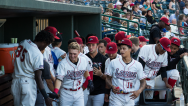 Loons look impressive in third straight win after a 10-0 victory over the Cedar Rapids Kernels
